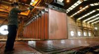 Goldman Sachs prevé que el cobre podría bajar a US$ 2.50