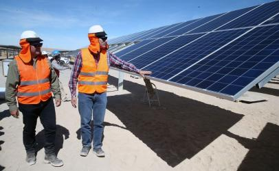 MEM plantea una reforma integral del sector eléctrico hacia el año 2030