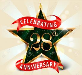 Acercándonos a nuestro 28 Aniversario