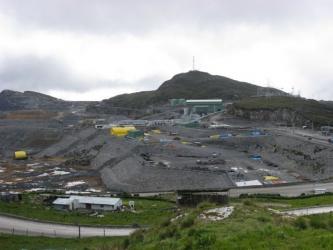 Yanacocha anuncia que producción de oro se reducirá en un 50%