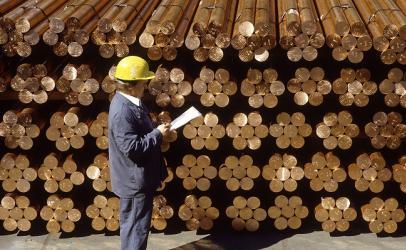 TMR: 172 billones de dólares moverá el comercio de cobre hacia el 2023