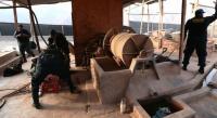 Madre de Dios: Policía destruyó maquinaria de mineros ilegales valorizada en US$ 20 millones