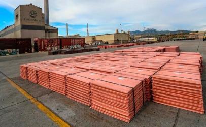 Southern acrecentó sus exportaciones de cobre en 62%