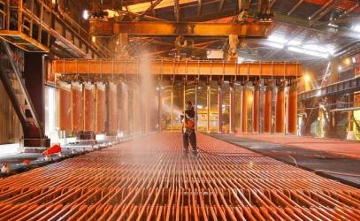 Producción de cobre creció 4,2% en agosto, reportó el INEI