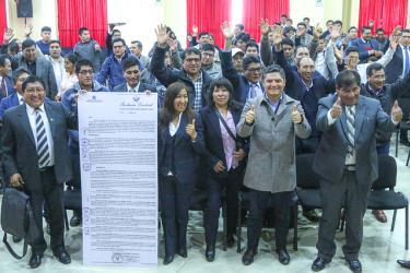 Apoyo técnico financiamiento del Minem logra la formalización de 119 pequeños mineros en Puno