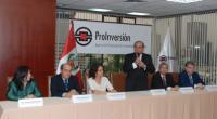 ProInversión espera adjudicar proyectos de APP por US$ 10,000 millones en 2015